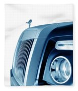 Rolls Royce 7 Fleece Blanket