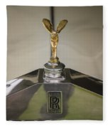 Rolls Royce Fleece Blanket