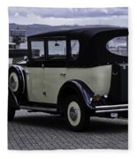 Rolls Royce - Regent Fleece Blanket