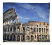 Roman Icon 8x10 Fleece Blanket