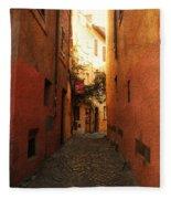 Romano Cartolina Fleece Blanket