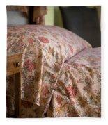 Romantic Bedroom Fleece Blanket