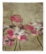 Romantiquite - 01a Fleece Blanket