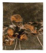 Romantiquite -  04c Fleece Blanket