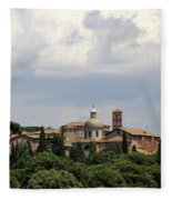 Rome 1 Fleece Blanket