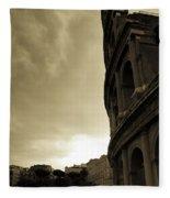 Rome Colosseum Fleece Blanket