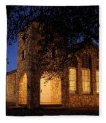 Roosevelt Church 2am-106055 Fleece Blanket