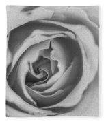 Rose Digital Oil Paint Fleece Blanket