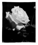 Rose - Infrared Fleece Blanket