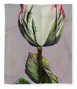Rosebud Fleece Blanket