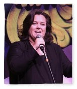 Rosie O'donnell Fleece Blanket