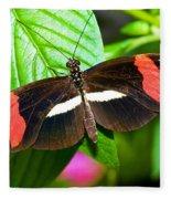 Rosina Butterfly Fleece Blanket