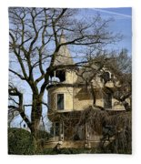 Ross Island House Fleece Blanket