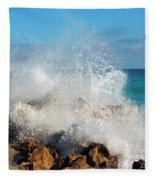 Ross Witham Beach 2 Fleece Blanket