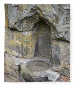 Rosslyn Chapel Basin Fleece Blanket