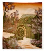 Ross's Watermill Fleece Blanket