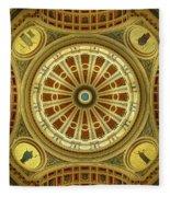Rotunda Fleece Blanket