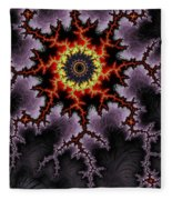 Rough Night Fleece Blanket