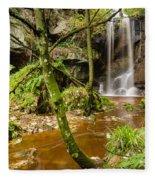 Roughting Linn Waterfall Fleece Blanket