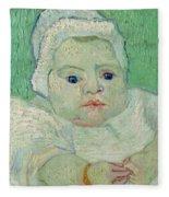 Roulin's Baby Fleece Blanket