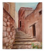 Roussillon Walk Fleece Blanket