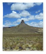 Route 66 - Arizona Mountain Fleece Blanket