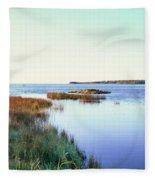 Rowleys Bay, Newport State Park, Door Fleece Blanket