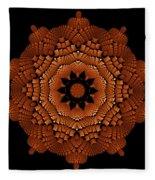 Roy-bl K10-60 Fleece Blanket