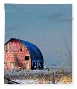 Royal Barn Fleece Blanket