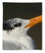 Royal Tern Fleece Blanket