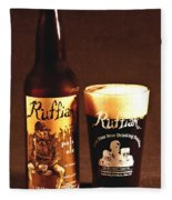 Ruffian Ale Fleece Blanket
