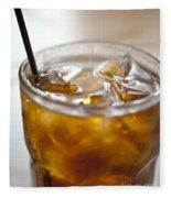 Rum And Coke Fleece Blanket