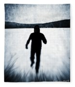 Run  Fleece Blanket