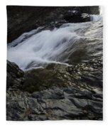 Run River Run 2 Fleece Blanket
