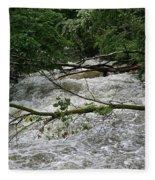 Rushing Creek Fleece Blanket