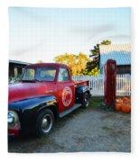 Russel Farms 1951 Ford F100 Fleece Blanket