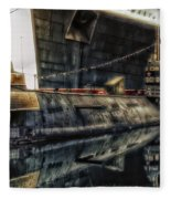 Russian Submarine Extreme Fleece Blanket