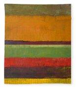Rustic Layers 3.0 Fleece Blanket