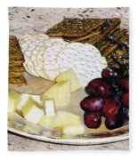 Rustic Repast Fleece Blanket