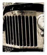 Rusty Relic - The Forgotten 02 Fleece Blanket