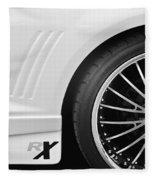 Rx Camaro Fleece Blanket