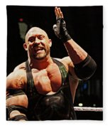 Ryback Victory Fleece Blanket