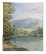 Rydal Water Fleece Blanket