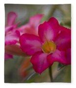 Sabi Star - Desert Rose Garden Of Dreams Hawaii Fleece Blanket