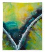 Sacred Souls No. 1040 Fleece Blanket