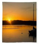 Sail Away Fleece Blanket