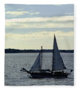 Sailin Fleece Blanket