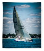 Sailing 97045 Fleece Blanket