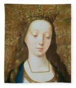 Saint Catherine Fleece Blanket