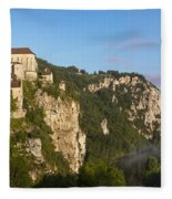 Saint Cirq Panoramic Fleece Blanket